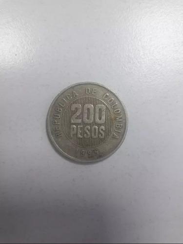 quien compra moneda de 200 pesos 19 del puntico año 1995