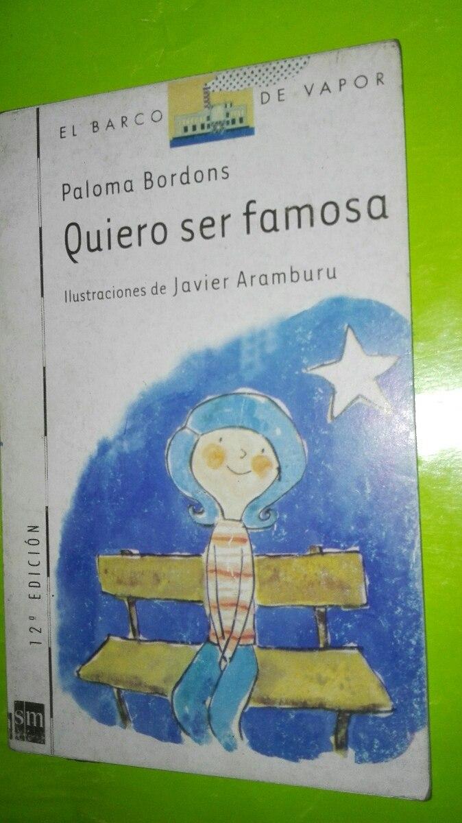 GRATIS QUIERO SER FAMOSA PALOMA BORDONS DESCARGAR