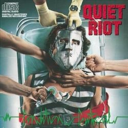 quiet riot critical condition