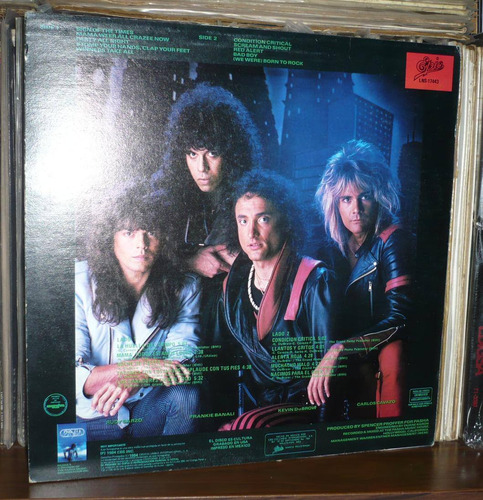 quiet riot lp metal health
