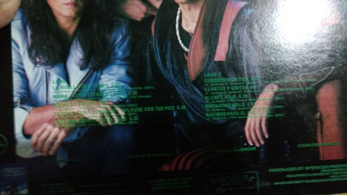 quiet riot-metal health- condition critical - 2 lp nacional