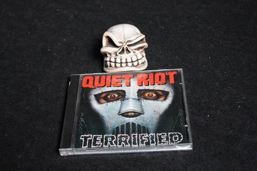 quiet riot  terrified   cd