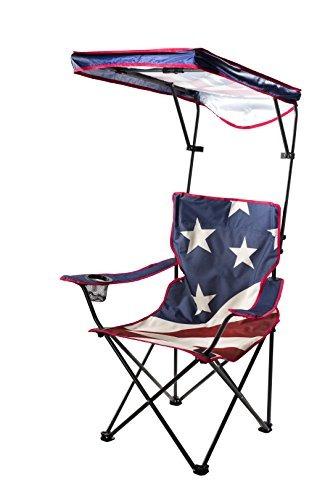 quik sombra toldo ajustable plegable silla de camp - patrón