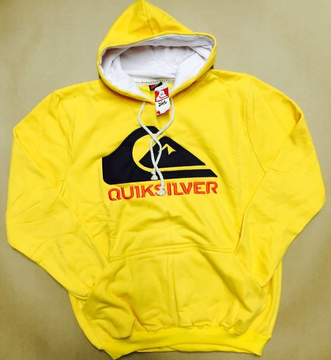 246e33e87e6cc Blusa Frio Quiksilver Surf Moletom Masculino Saldão - R  99,90 em ...