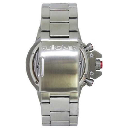 quiksilver silver relógio