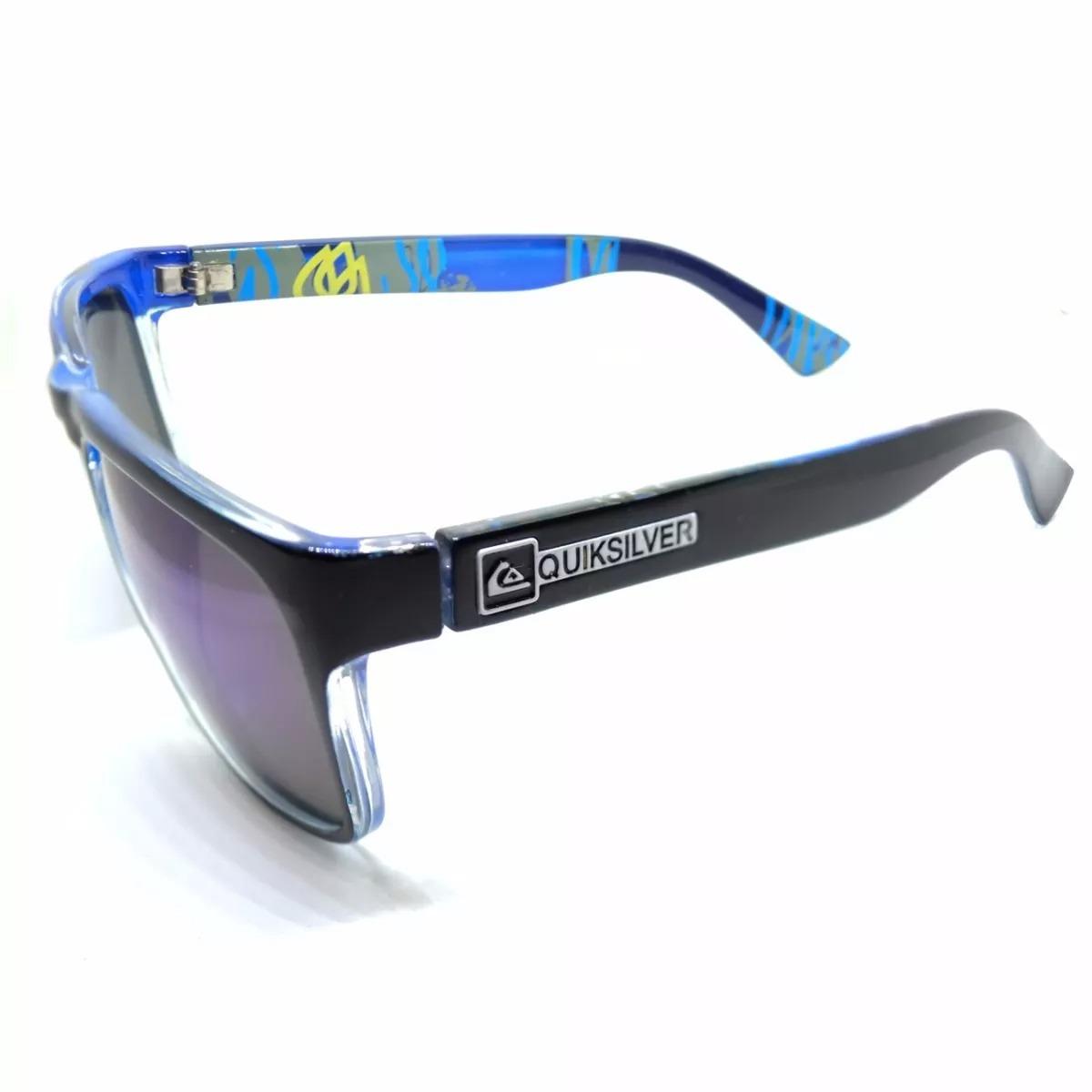 3292c62d6e6ea Óculos Quiksilver De Sol The Ferris Masculino Proteção Uv400 - R ...
