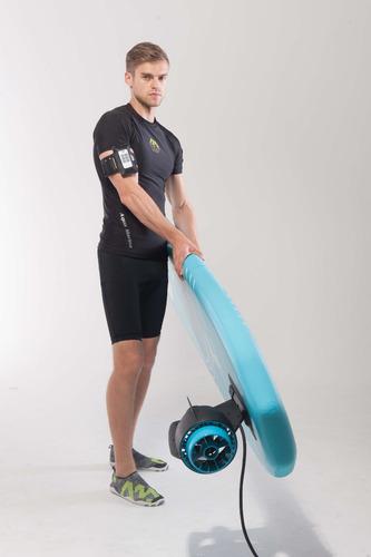 quilla a motor aqua marina para stand up paddle sup