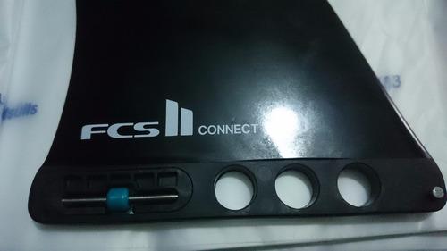 quilla central longboard fcs ii connect gf 10  barranco