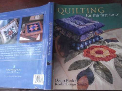 quilting for the first time kooler ingles ed lujo edredones