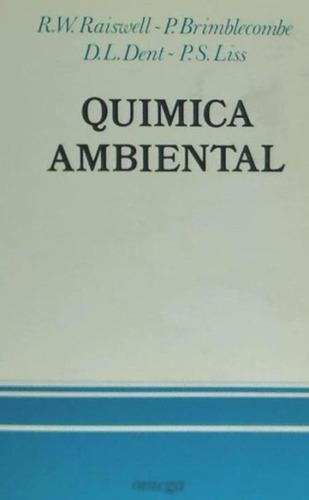 química ambiental(libro ecología y medio ambiente)