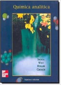 quimica analitica (7ma edición) - skoog / west-  mcgraw hill