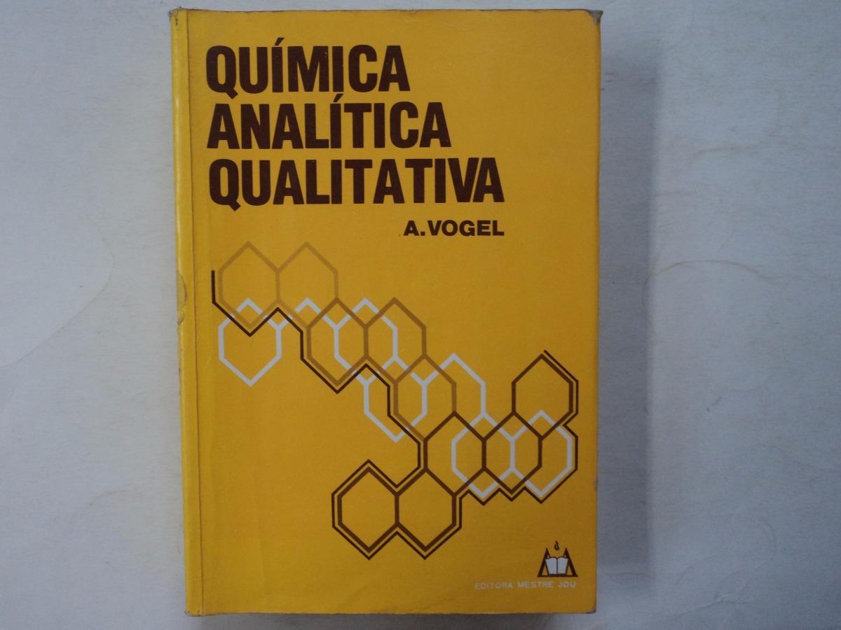 livro quimica analitica quantitativa vogel