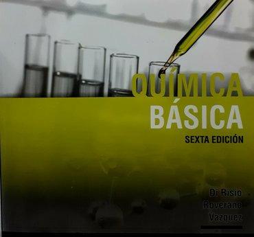 quimica basica sexta edicion - di risio, roverano y otros