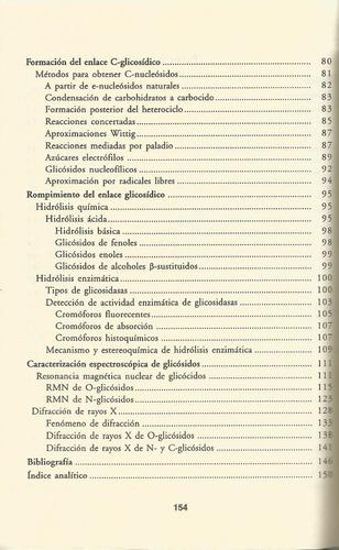 química de los glicosidos. marco a. brito.