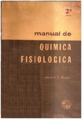 química fisiológica - harold harper
