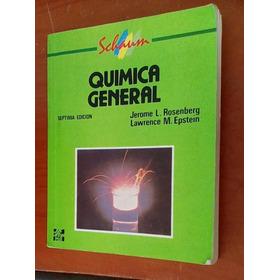 Química General Schaum De Rosenberg Cualquier Edición