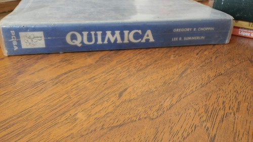 química. gregory r. choppin