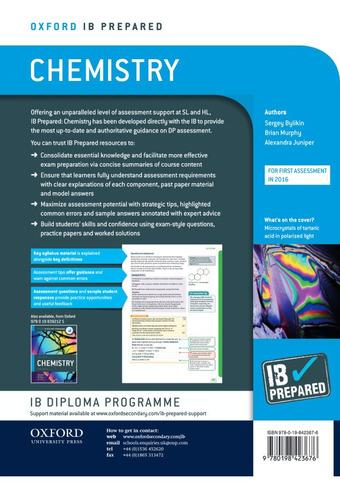 quimica ib preparación (libro digital alta calidad)