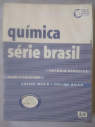 quimica série brasil- volume unico
