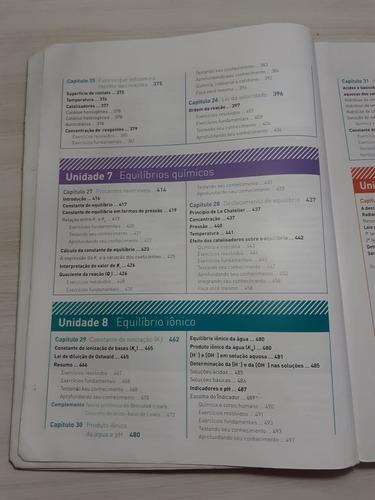 química volume 2 - físico-química usberco & salvador