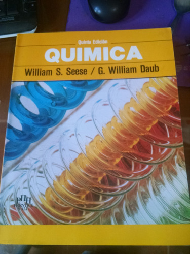 quimica, william s. seese/g. william daub