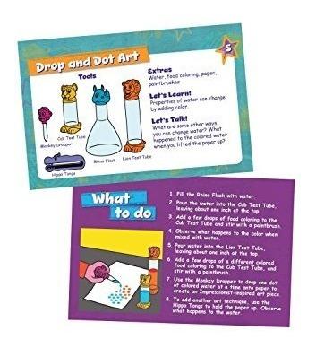 química,juguete educativo vistazos geosafari jr. selva e..