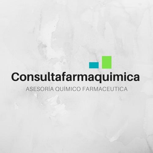 quimico, farmaceutico, asesoria quimica
