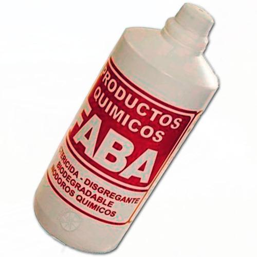 quimico para inodoro baño nautica rodante camper 1 l palermo