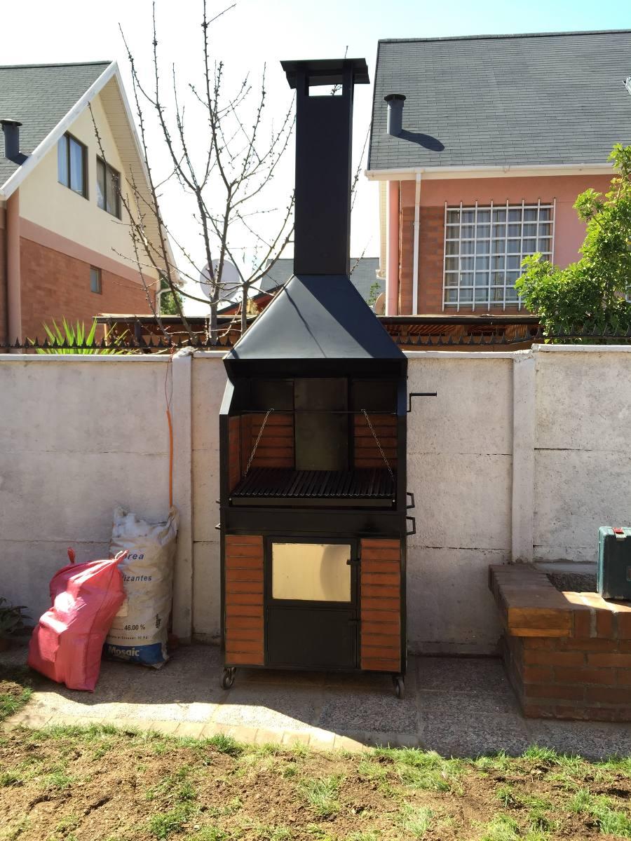 Quincho con horno en mercado libre for Fogones rusticos en ladrillo