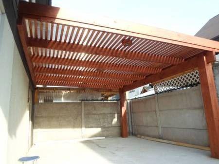 Quinchos para asados pergolas cobertizos de automoviles en mercado libre - Cobertizo de madera ...