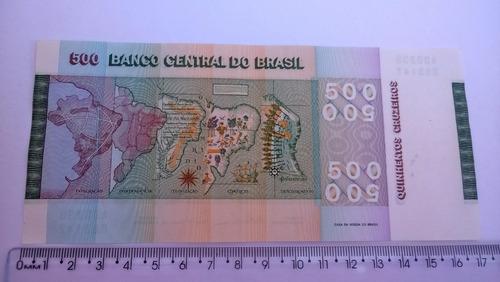 quinhentos cruzeiros numismática nº2058