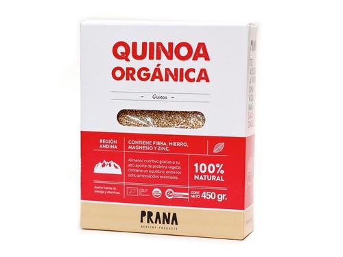 quinoa organica 450 gr