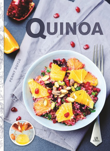 quinoa(libro gastronomía y cocina)