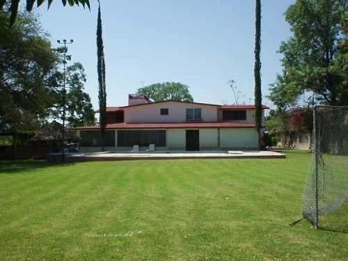 quinta en residencial yautepec, magnolias