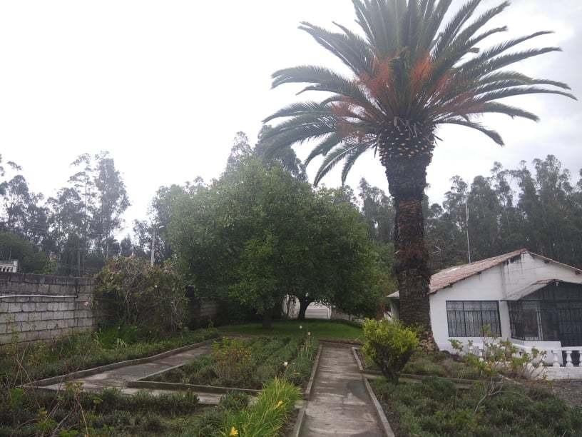 quinta en urbanización ontaneda norte-conocoto