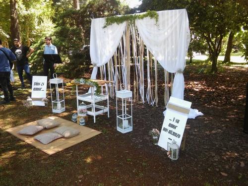 quinta eventos zona oeste casamientos 15 años