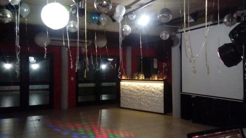 quinta para eventos/salon de fiestas/hurlingham, zona oeste