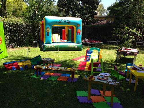 quinta salón fiestas infantiles