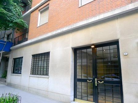 quintana manuel pres. av 100 1- - barrio norte - departamentos 2 dor.c/dep - alquiler