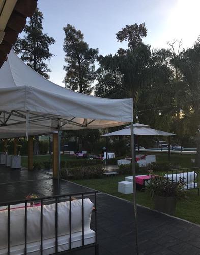 quinta/salon de fiestas zona oeste /merlo/alquiler p/eventos