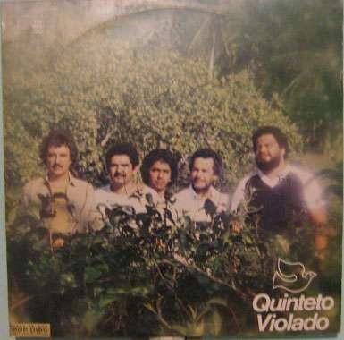 quinteto violado  -  sombrasil rge-3086018  -  1982