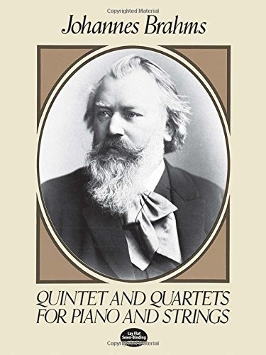quinteto y cuartetos para piano y cuerdas dover música de c