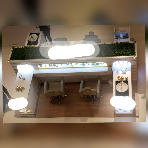 quiosque - stand shopping - galeria - estética cosméticos