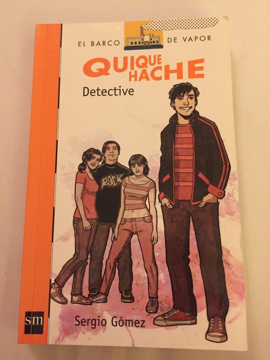 Quique Hache Detective - $ 4.500 en Mercado Libre