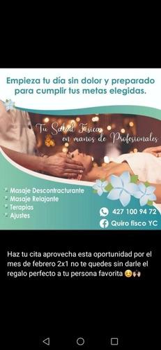 quiro-fisico masajes