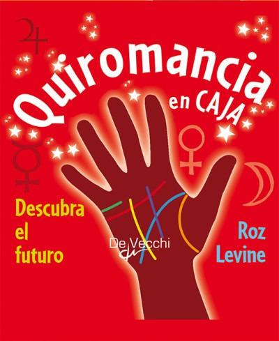quiromancia en caja(libro )