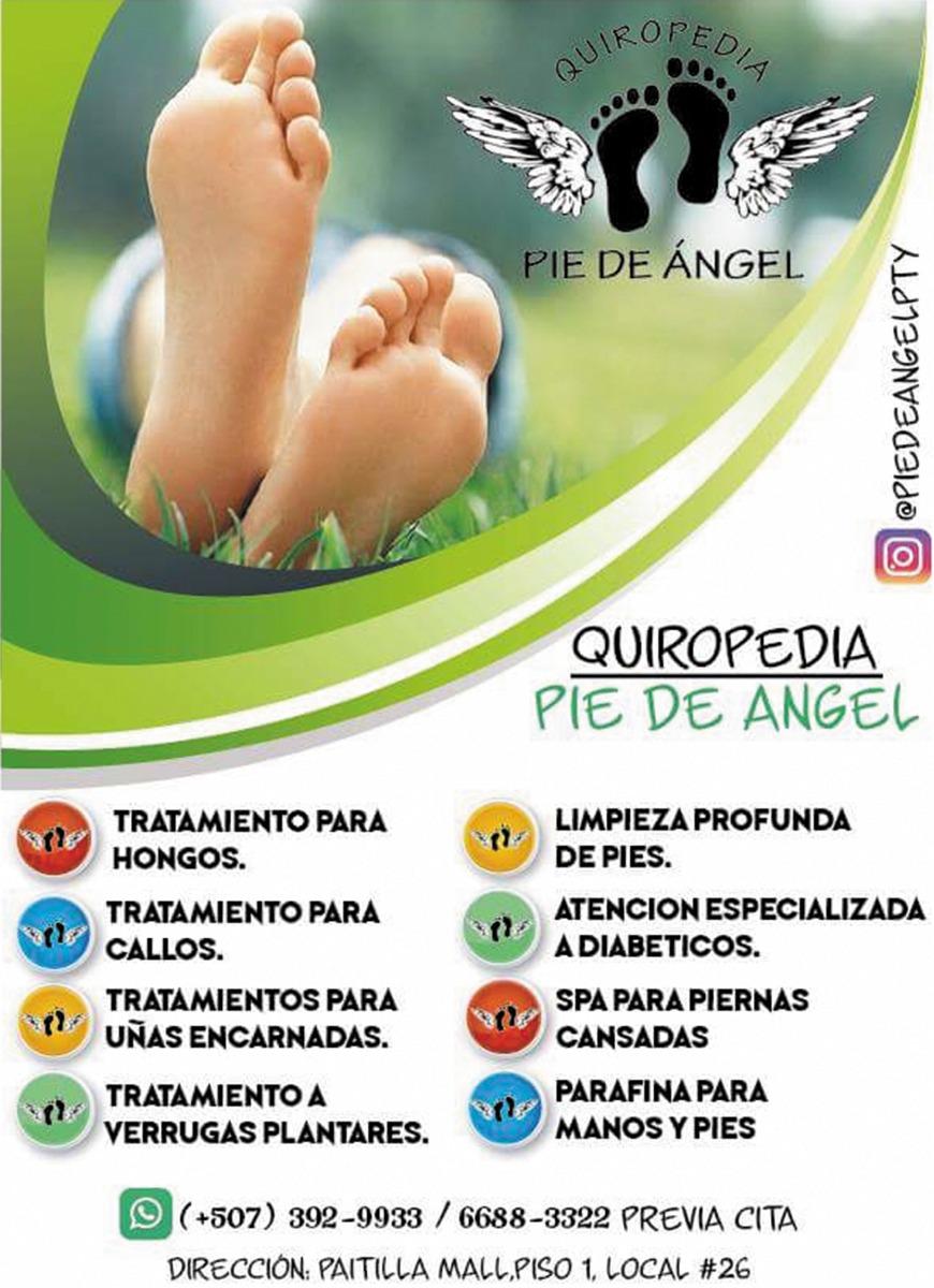 Quiropedia Pie De Angel / El Mejor Cuidado Para Tus Pies Spa - en ...