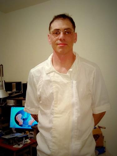 quiropráctico (quiropraxia china). masaje terapéutico. acup.