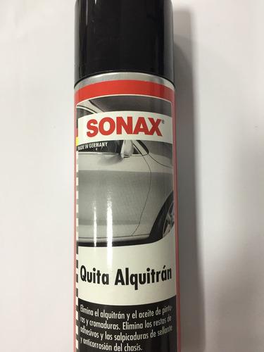 quita alquitran sonax 300ml