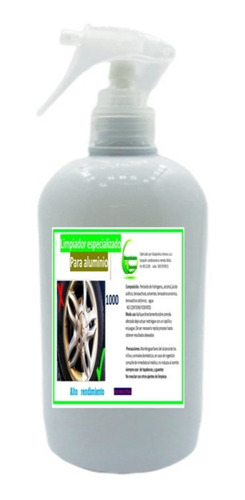 quita oxido para metales 1 litro spray